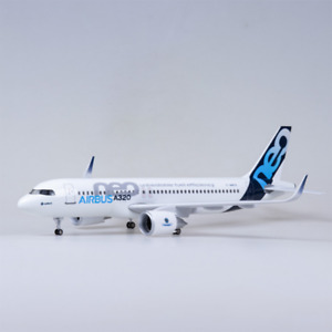 """Classic Airbus A320 NEO 1:150 Aircraft Diecast Collectible Plane Model 18"""""""