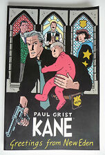 paul grist kane 1 greetings from new eden crime fiction ed image tpb first print