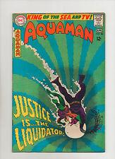 Aquaman #38 - Saith The Liquidator - (Grade 7.5) 1968
