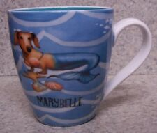 Coffee Mug Animal Dog Marybelle New Geoff Allen 17 ounce cup with gift box