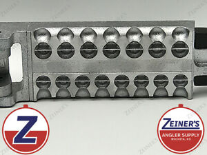 3170 New Do It Removable Split Shot Sinker Mold 1/4 & 3/8 oz