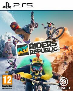 Riders Republic (PS5) Pre Order Out 28th Oct Brand New & Sealed Free UK P&P