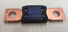 MEGA FUSE 200 (Amp) 32V Made by LITTELFUSE part # 0298200.ZXEH