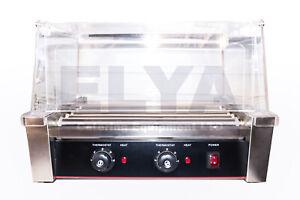 Hot Dog Roller With Cover EN341
