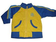 Name it tolle Sweat Jacke Gr. 74 gelb-blau !!