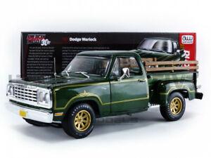 AUTO WORLD 1/18 - DODGE WARLOCK PICKUP - 1977 - AMM1243