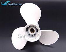 9 7/8x10 1/2-F Aluminum Alloy Propeller for Yamaha 20HP 25HP 30HP 664-45945-00-E