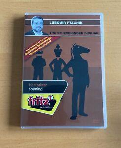 Chessbase Schach - Fritztrainer Opening - The Scheveningen Sicilian