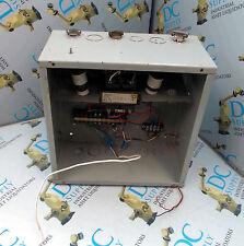Square D Lr37055 .75 Kva 60 Hz Transformer With Enclosure