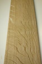 Oak Veneer 8 sheets @ 225 cm by 11 cm cm (1457)