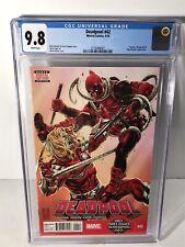 Deadpool #42 Marvel 9.8 cgc