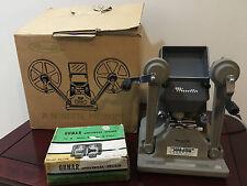 Vintage Minette Viewer Editor S-2 for 8mm Plus OHNAR SPLICER