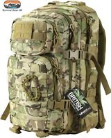 Kombat BTP Small Assault back pack / Daysack 28 Litre Compliments MTP Cadet