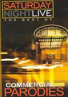 SATURDAY NIGHT LIVE - THE BEST OF COMMERCIAL PARODIES NEW DVD