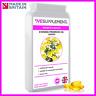 Evening Primrose Oil Capsules - 1000mg - Support Hormones Skin Menopause - Vegan