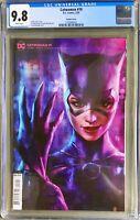Catwoman #19 CGC 9.8 Variant Cover Edition Ian McDonald Joelle Jones