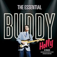 3 CD BOX ESSENTIAL BUDDY HOLLY  & the CRICKETS OH BOY PEGGY SUE THAT'LL BE THE D