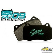 PROJECT MU RC09 CLUB RACER FOR FORESTER SG5 02.03-12.04 {4ppt front} (F)