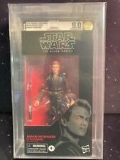 2020 Star Wars The Black Series 6 Inch #110 Anankin Skywalker Padawan AFA U9.0