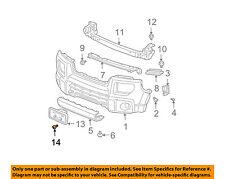 ACURA HONDA OEM Front Bumper-License Frame Screw 9390446220