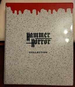 Hammer Horror Cornerstone Series 1 &2 Near Master Set: Autos, Chase, Promos etc