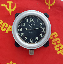 Vintage Russian Soviet Military Aircraft Cocpit Watch. WW2. USSR.