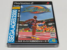 Sega Ages 2500 Vol. 15 Decathlete PS2 PlayStation 2 Japan * Brand NEW Sealed *