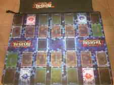 Yugioh Vrains Link 2-players Custom rubber playmat with link zone