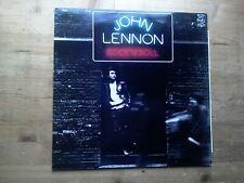 John Lennon Rock N Roll Excellent Vinyl LP Record Album MFP 50522