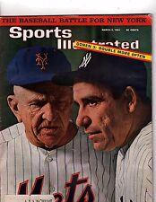 Sports Illustrated Baseball Battle for NY Goren 3:  Mar 64 (OZ199)