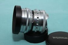 Voigtlander Nokton 50mm F/1.5 Aspherical Lens FOR leica with maker's box