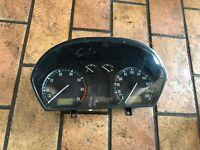 Skoda Fabia I 6Y 6Y2 Compteur de Vitesse Instrument 6Y1920880G 110080015013