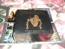 MEGADETH -MEGABOX- AMAZING 5 CD 10 SINGLES MEGA RARE ONLY JAPAN PRESS METALLICA