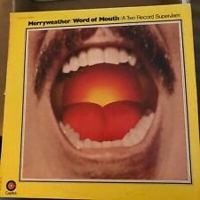 Merryweather - Word of Mouth - Double LP Gatefold Set - Capitol STBB-278 - MINT