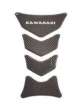Premium Carbon Effect Motorcycle Tank Pad/protector for Kawasaki Motorcycles