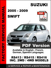 automotive pdf manual ebay stores rh ebay com 1991 Suzuki Swift 1991 Suzuki Swift Interior
