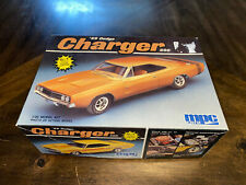 1/25 MPC 1969 '69 Dodge Charger 500 Orange Car Model Kit New