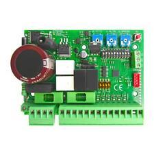 CENTRALE UNIVERSALE x CANCELLO AUTOMATICO MOTORE 12V/24V RADIO RICEVENTE 433 Mhz