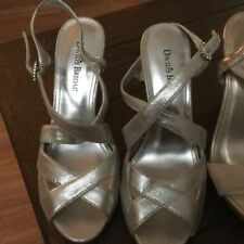 f63a3cd9fea9 David s Bridal Heels for Women for sale