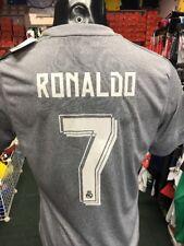 Real Madrid FC Men Away Soccer Jersey Ronaldo 7 Size Small