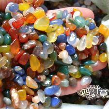 100G/3.5oz Bulk Natural Agate Crystal Quartz Tumbled Stone Rock Healing Specimen