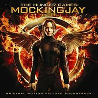 THE HUNGER GAMES: Mockingjay Part 1 (2014) 14-track CD album NEW/UNPLAYED
