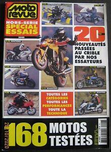 MOTO REVUE HS SPECIAL ESSAIS 6H 2003