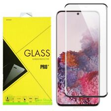 For Samsung Galaxy S20/S20+/S20 Ultra 3D Full Screen Protector Tempered Glass