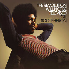 Gil Scott-Heron ‎- The Revolution Will Not Be Televised LP - Classic SEALED NEW