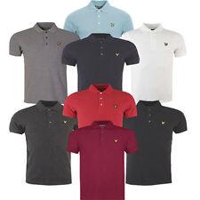 Lyle & Scott Cotton Short Sleeve Polo Casual Shirts for Men