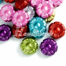 Unbranded Acrylic Assorted Jewellery Making Beads