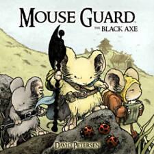 Mouse Guard Volume 3: The Black Axe, David Petersen,  Hardback  #58269