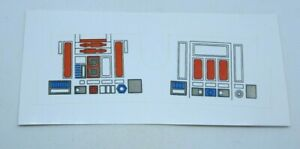R5-D4   Replacement  STICKER  Perfect!!!! For Vintage R5
