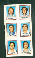 Figurina Calciatori Panini 1974-75! n. 583! Pescara! Ottima!!